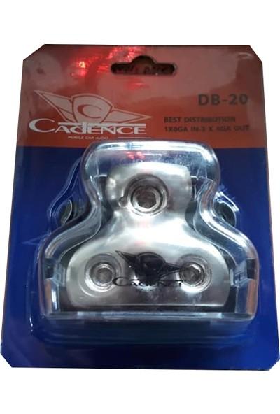 Cadence Db-20 Oto Amfi Elektrik Dağıtıcı
