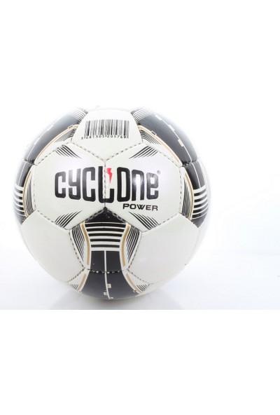 Cyclone Power Futbol Topu