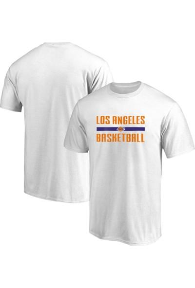 Nsj Sportive LA Lakers T-Shirt