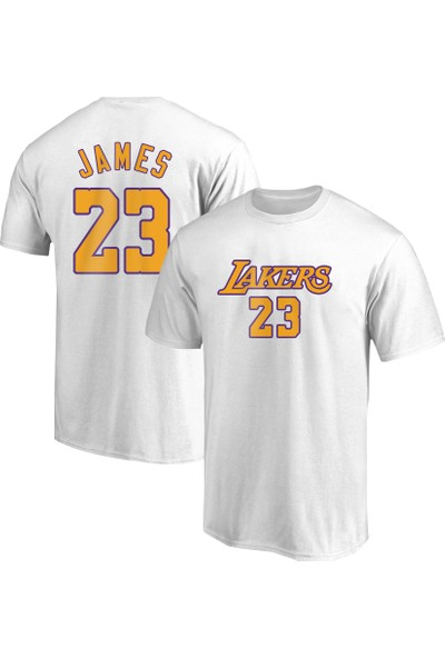Nsj Sportive Lebron James Forma T-Shirt
