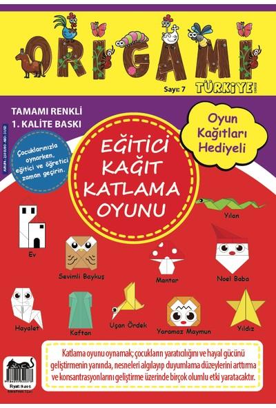 Origami Türkiye Dergisi Sayı: 7