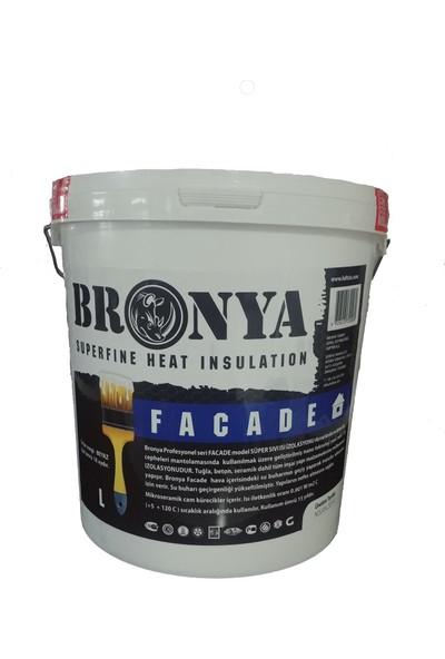 Bronya Facade 20 lt Super Sıvı Isı İzolasyonu