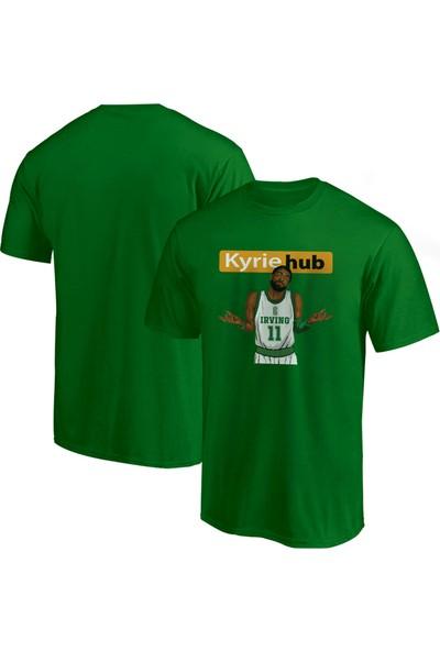 Boston Celtics Kyrie Irving T-Shirt