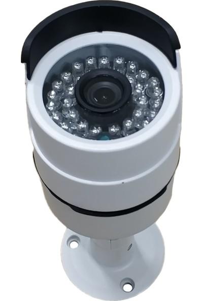 Elcam Ahd 2mp Gece Görüşlü Güvenlik Kamerası Full Hd Sony Sensörlü Dvr Dış Ortam
