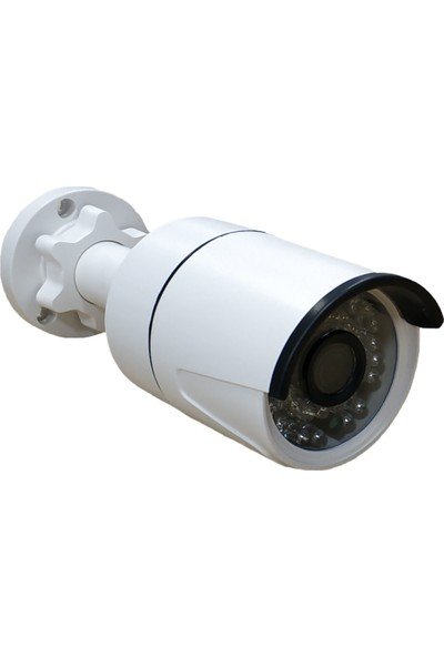 Elcam 2mp Gece Görüşlü Güvenlik Kamerası Ahd Plastik Kasa Dvr