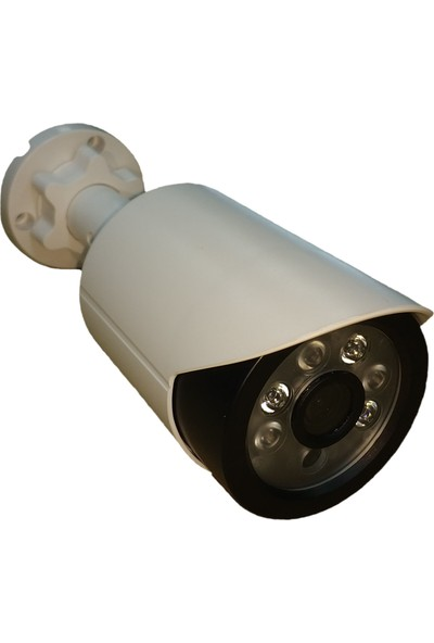 Elcam 2mp Gece Görüşlü Güvenlik Kamerası Ahd Plastik Kasa Hd Full Dvr