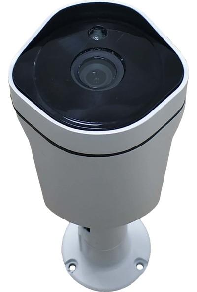 Elcam Ahd 2mp Sony Sensörlü Metal Kasa Güvenlik Kamerası 36 LED Dvr Dış Ortam