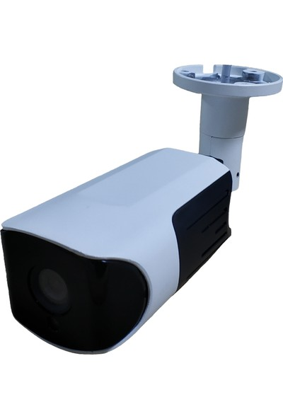 Elcam Gece Görüşlü Güvenlik Kamerası 2 Mp Ahd 1080 Full Hd Metal Kasa Dış Ortam