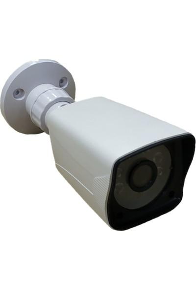 Elcam 2mp Plastik Kasa Güvenlik Kamerası Ahd 36 Ir LED Gece Görüşlü Dvr