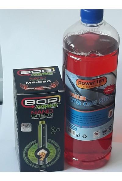 Bor Power Nnt nnt Ms-250 + Cam Suyu