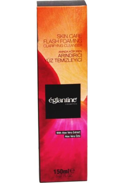 Eglantine Anında Köpüren Yüz Temizleme Köpüğü 150 ml Aloevera Özlü