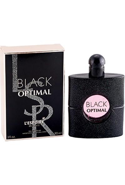 L'Espoire Black Optimal For Women Edt 90 ml Parfüm