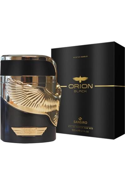 Sansiro Orion Black Erkek Parfüm 100 ml