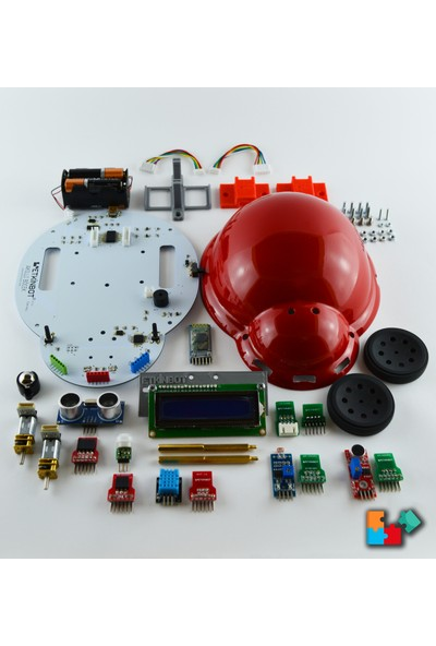 Arduino Arduino Etkinbot Robotik Kodlama Elektronik Eğitim Kiti