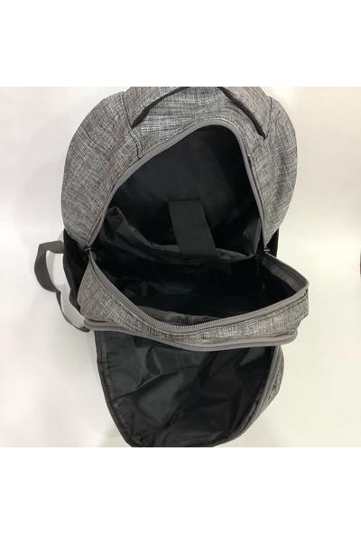 Escape Okul çantası ve günlük sırt çantası EBAT 44 cm 30 cm gri renk