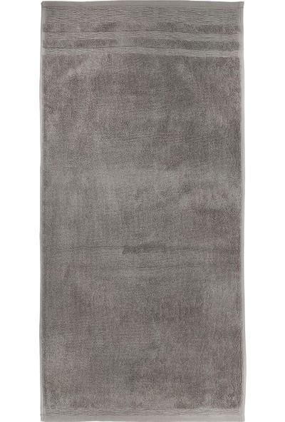 Maisonette Hydropile Havlu Gri 50 x 100 cm Tekli