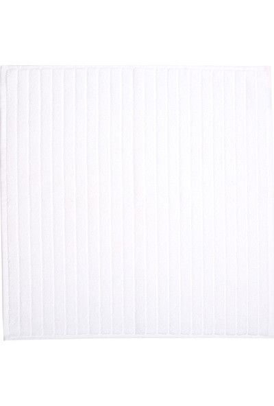 Maisonette Rainbow Paspas Beyaz 60 x 60 Cm