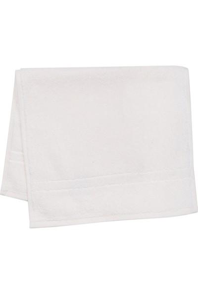 Maisonette Otel Havlusu Beyaz 30 x 50 cm Tekli