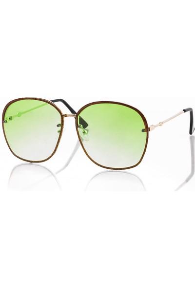 Laviva Lv0228R005 Yeşil Kadın Güneş Gözlüğü