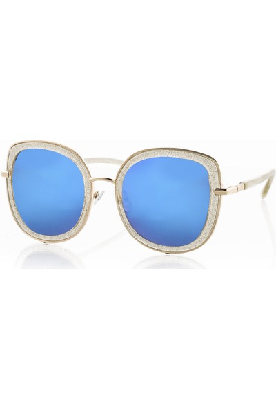 Laviva Lv1296R004 Mavi Kadın Güneş Gözlüğü