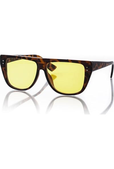 Laviva Lv17074R005 Kahverengi Kadın Güneş Gözlüğü
