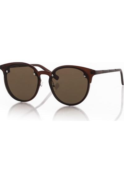 Laviva Lv5696R002 Kahverengi Kadın Güneş Gözlüğü