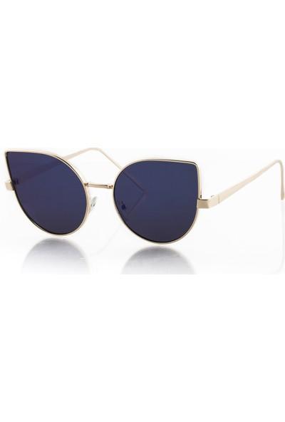 Laviva Lv7007R003 Mavi Kadın Güneş Gözlüğü