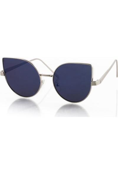 Laviva Lv7007R005 Mavi Kadın Güneş Gözlüğü