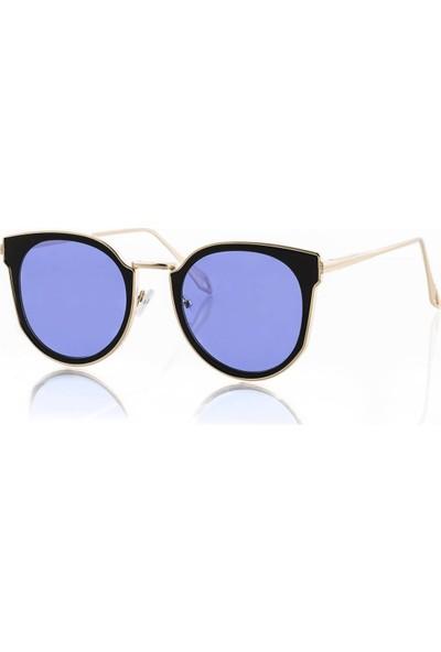 Laviva Lv8347Xr003 Mavi Kadın Güneş Gözlüğü