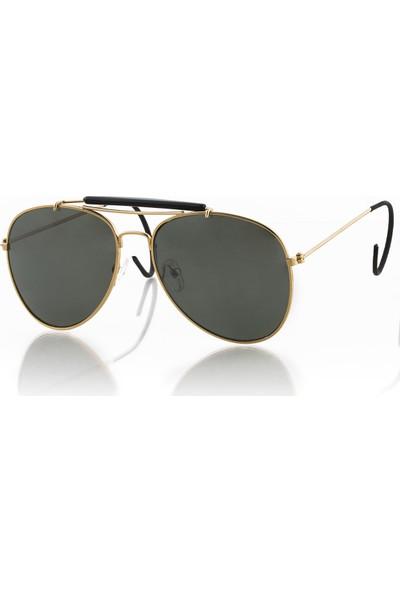 Silvio Monetti Sm19Sm9196R003 Yeşil Erkek Güneş Gözlüğü