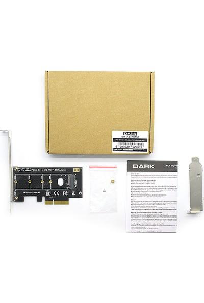Dark PCI-E(4X) - M.2 SATA Dönüştürücü (DK-AC-PEM2)