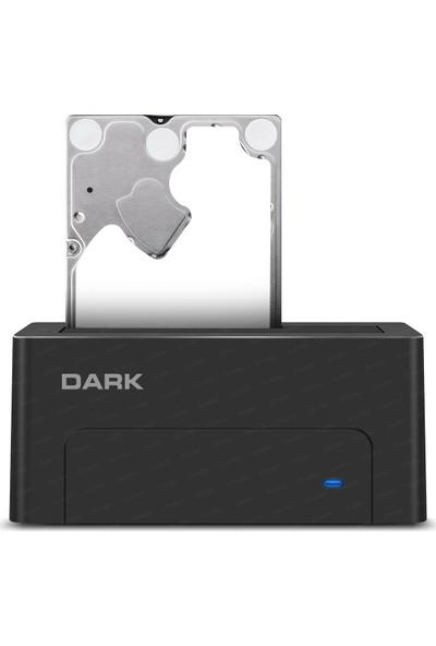 "Dark StoreX.D11 3.5""/2.5"" SB 3.0 SATA Docking Station (Disk İstasyonu) (DK-AC-DSD11)"