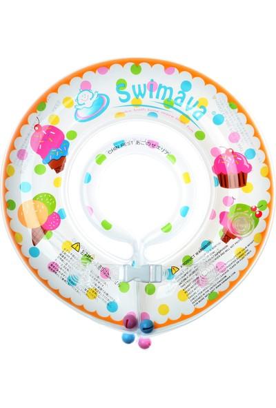Swimava Dondurma Boyun Simidi