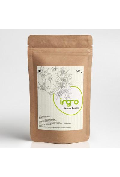İngro Glutensiz Kenevir Tohumu 500 g
