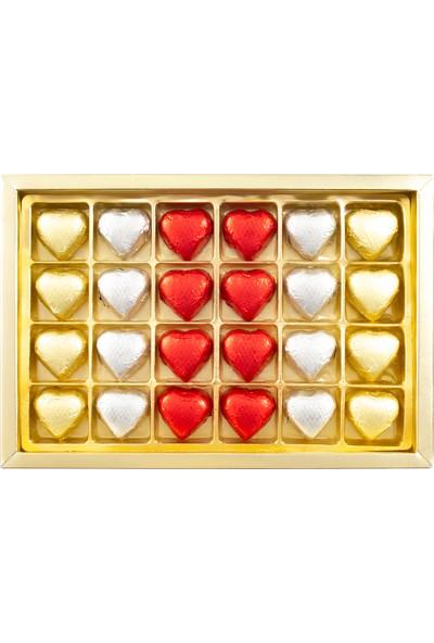 Mabel Kalp Çikolata Kutu