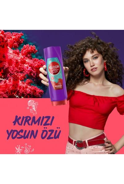 Elidor Kırmızı Yosun Özlü Saç Kremi 500 ml