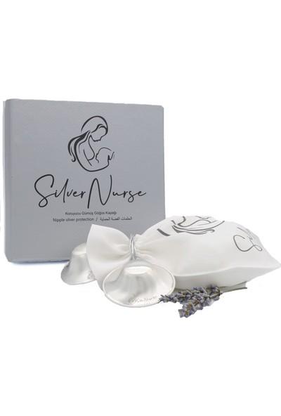 Silvernurse Premium Gümüş Göğüs Kapakları