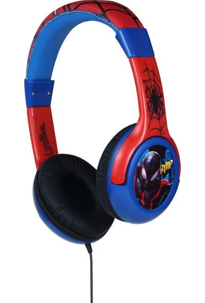 Volkano Marvel Spiderman Örümcek Adam Çocuk Kulaklığı Lisanslı MV-1001-VSM