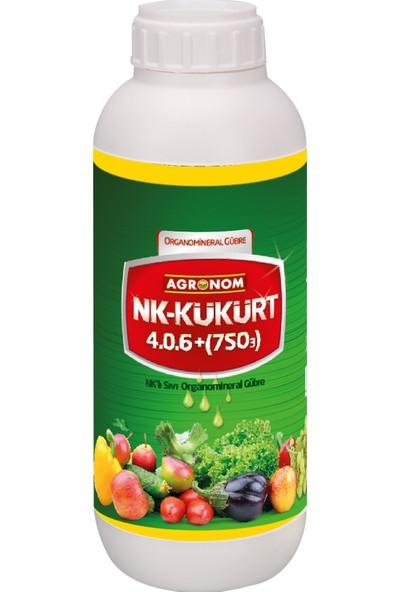 AgronomPlus Konsantre NK-Kükürt Destekleyici Besin Gübre