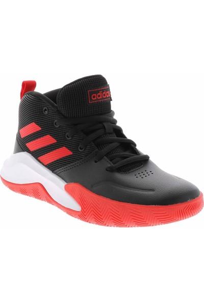 Adidas Ef0309 Ownthegame K Wıde Çocuk Basketbol Ayakkabısı