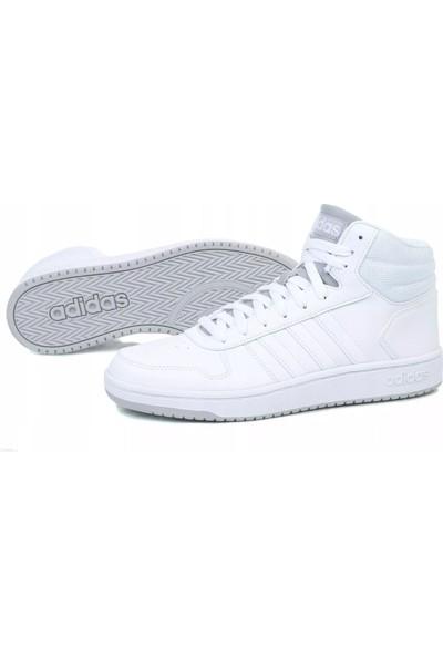 Adidas Erkek Basketbol Ayakkabı F34813 Hoops 2.0 Mıd