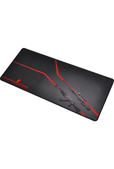 Xrades Csgo Red Line XL Gaming Oyuncu Mousepad 70 x 30 cm