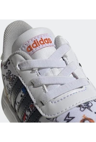 Adidas Ee8568 Lite Racer Bebek Spor Ayakkabı