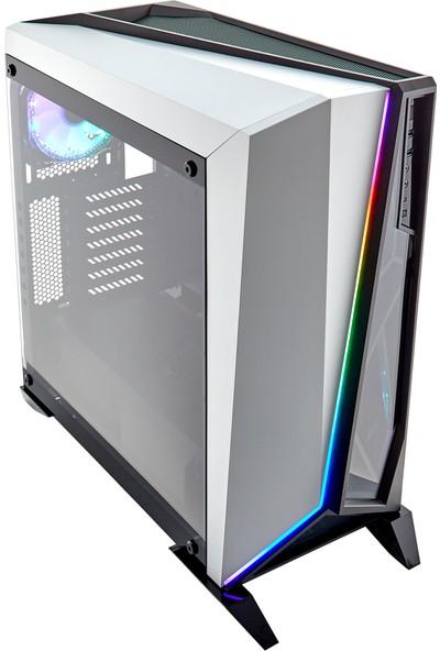 Corsair Carbide 678C Low Noise Temperli Cam ATX Bilgisayar Kasası CC-9011167-WW