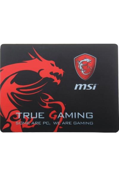 MSI Tkz Series Gaming Oyuncu Dikdörtgen Kaymaz Mouse Pad 40 x 30 cm