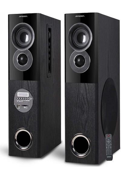 Jameson JS-3815BT 1+1 Kolon Sistemleri Bluetoothlu Ses Sistemi
