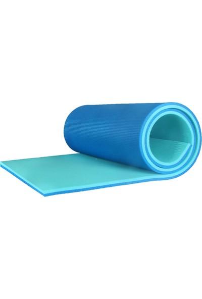 Dosmai 1 cm Pilates Egzersiz Minderi Yoga Matı MN1001