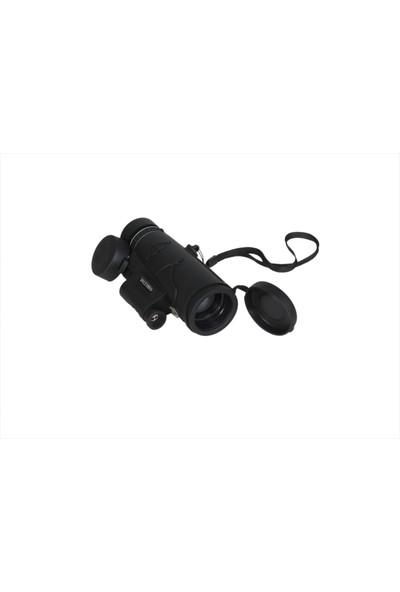 Yopigo 12X50 Tek Gözlü Dürbün Lazer Göstergeli Profesyonel Avcı Dürbünü