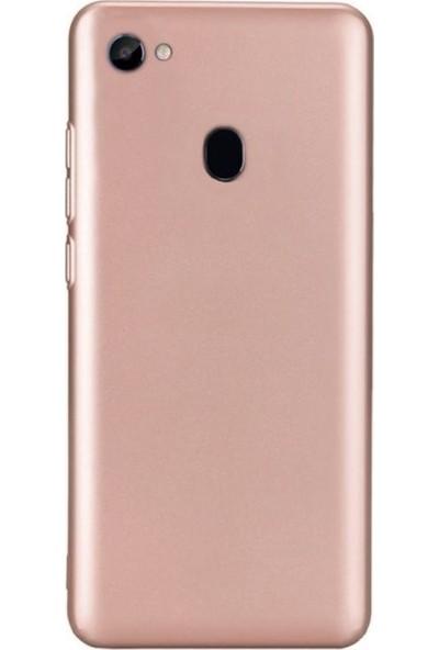 Microcase Casper Via G3 Premium Matte Silikon Kılıf Pembe