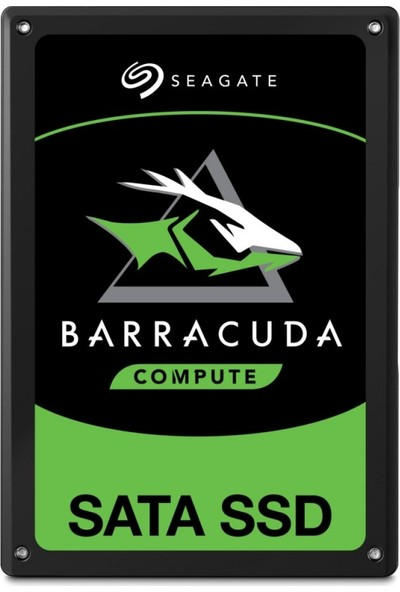 Seagate Barracuda 500GB 540MB-520MB/s Sata 3 SSD ZA500CM1A002